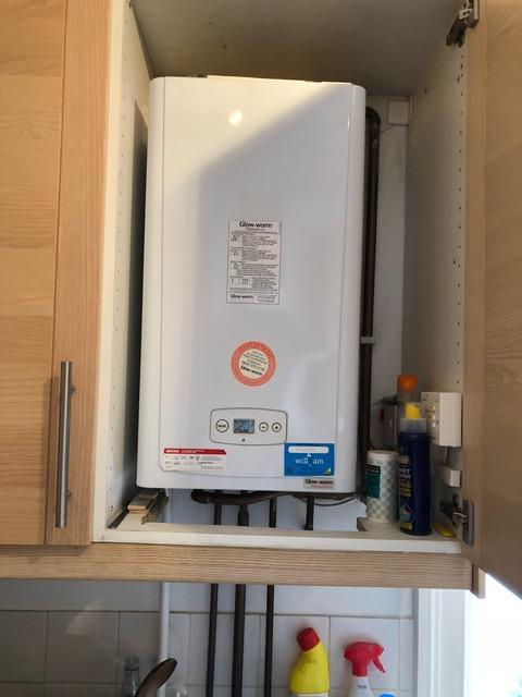 after - Power Flush Central Heating System & Gas Safety Inspection