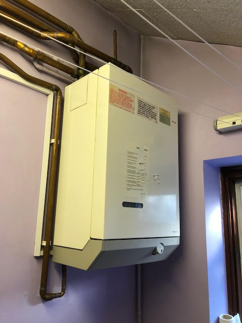 after - Boiler Service in London