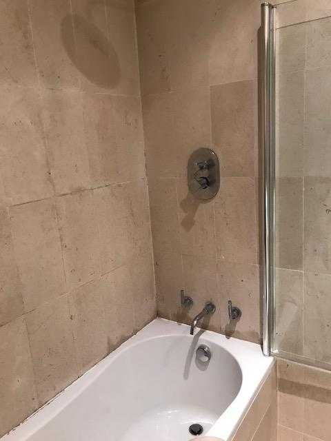 before - New Shower Valve Installation in Rotherhithe