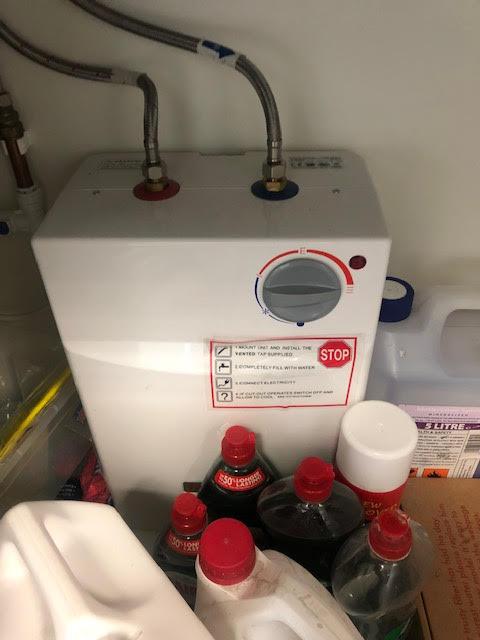 before - Kitchen Tap Repair & Fault Diagnosis in Hackney