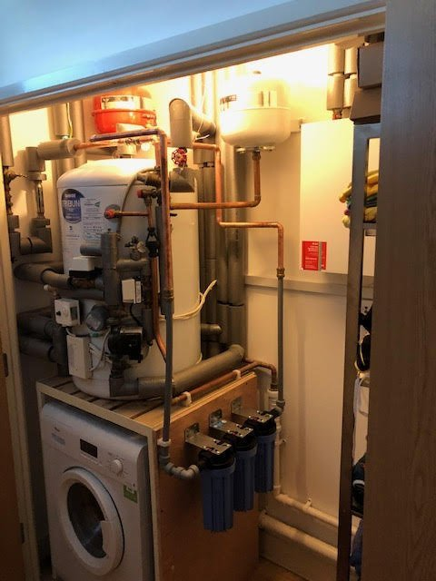 after - Water Softener Installation in Royal Docks
