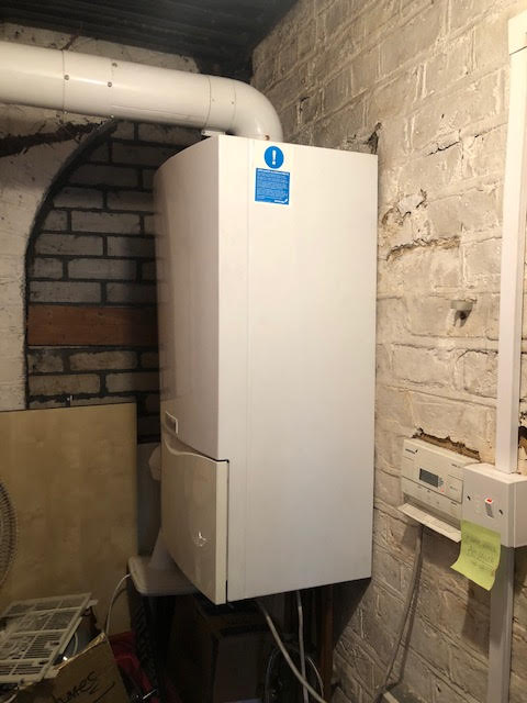 after - Boiler Fan Replacement in Southwark