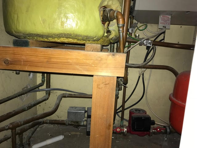after - Faulty Shower Pump Diagnosis and Replacement in Bethnal Green