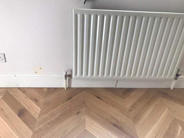 after - Leaking Radiator Repair in Mile End